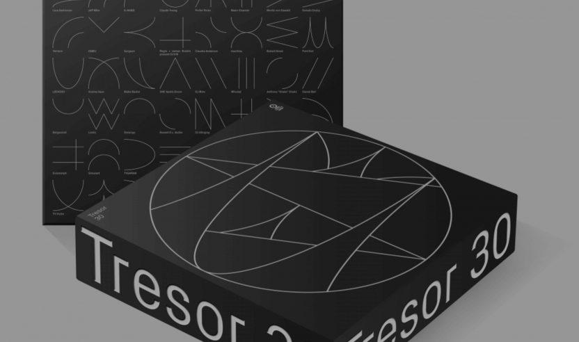 Tresor Records veröffentlicht 12-Vinyl Box-Set zum 30. Jubiläum