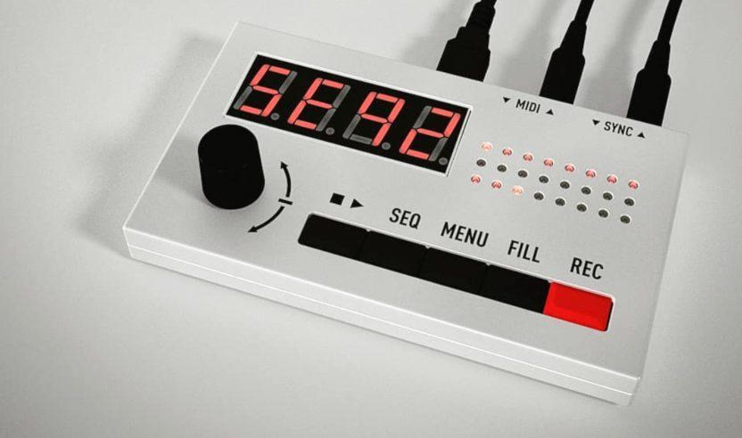 B & C Audio Mini.SEQ: Kompakter MIDI-Sequencer mit 8 Takten