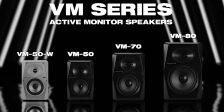 Pioneer DJ VM-Serie: Neue Monitor-Lautsprecher vorgestellt