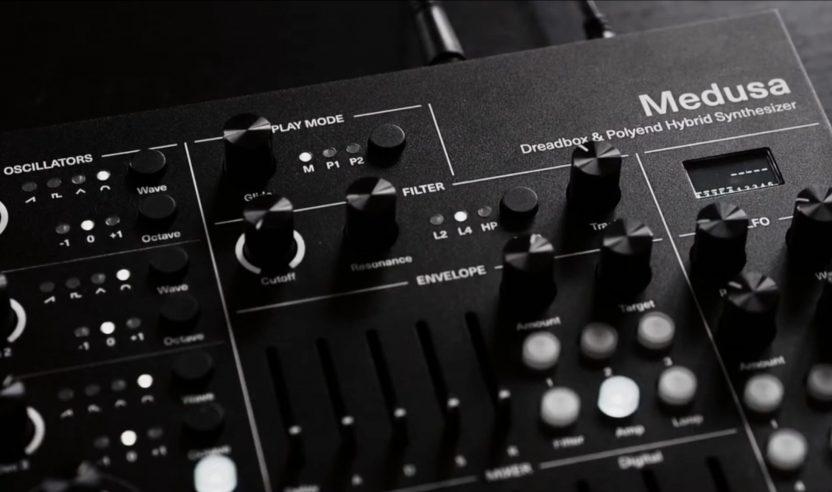 Dreadbox & Polyend Medusa Update 4.0 bringt neue FM-Engine