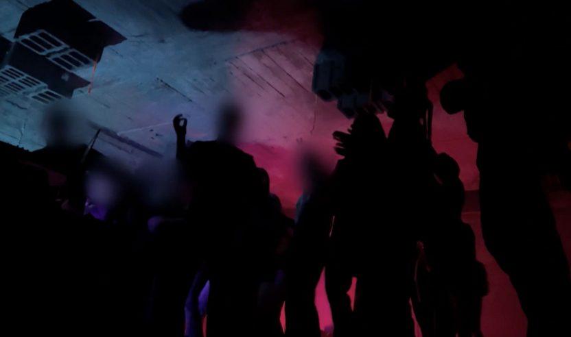Rave und Rausch: Dokumentation des rbb über illegale Partys