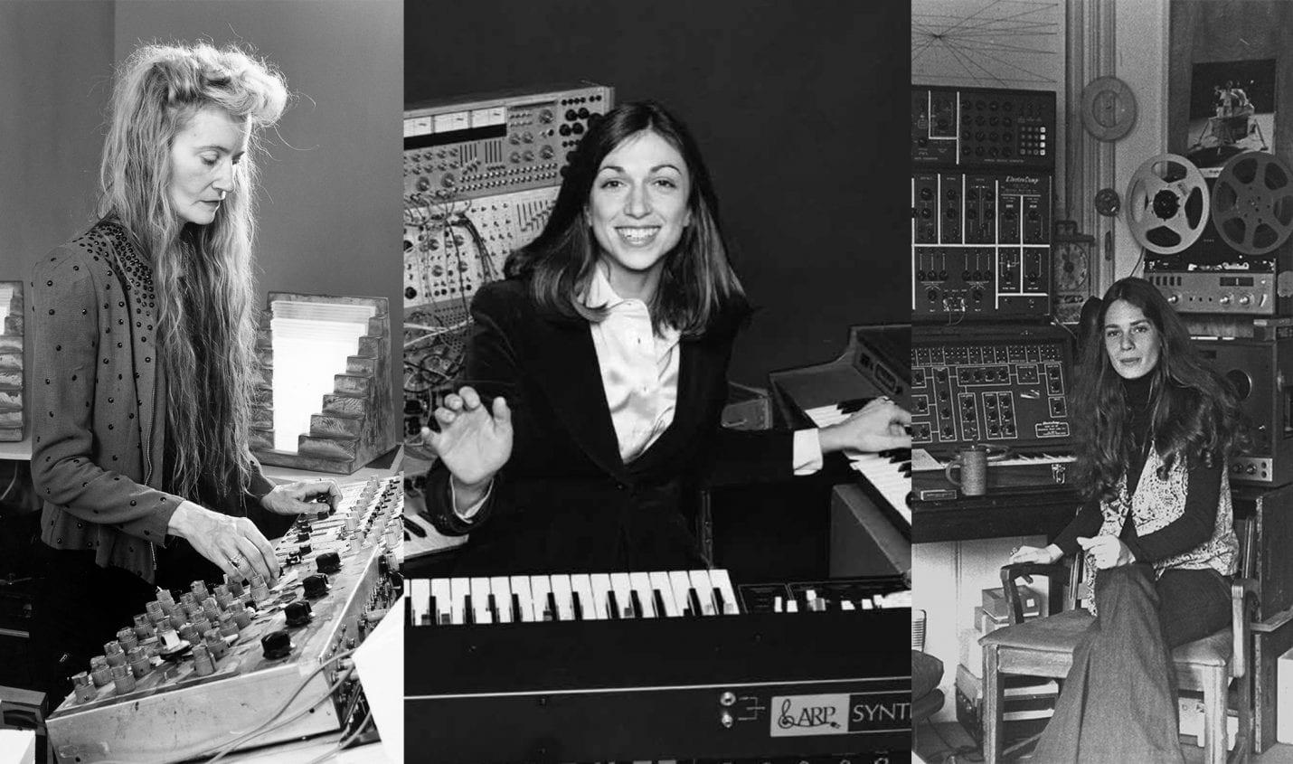 Sisters with Transistors: Dokumentation über Pionierinnen der elektronischen Musik
