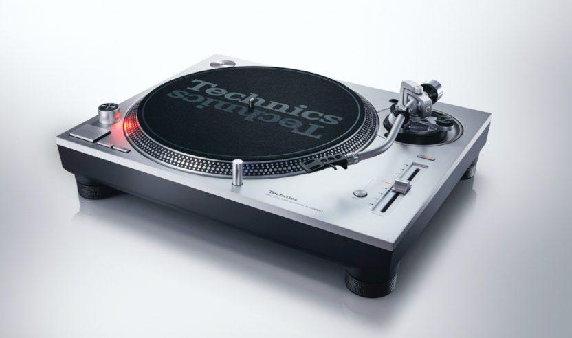 Technics veröffentlicht SL-1200MK7 in klassischem Silber