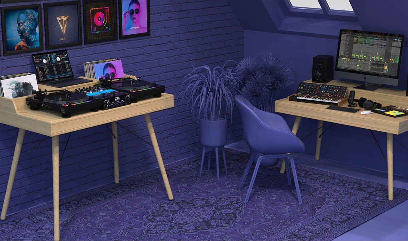 Glorious: Vintage Workstation für DJs und Producer