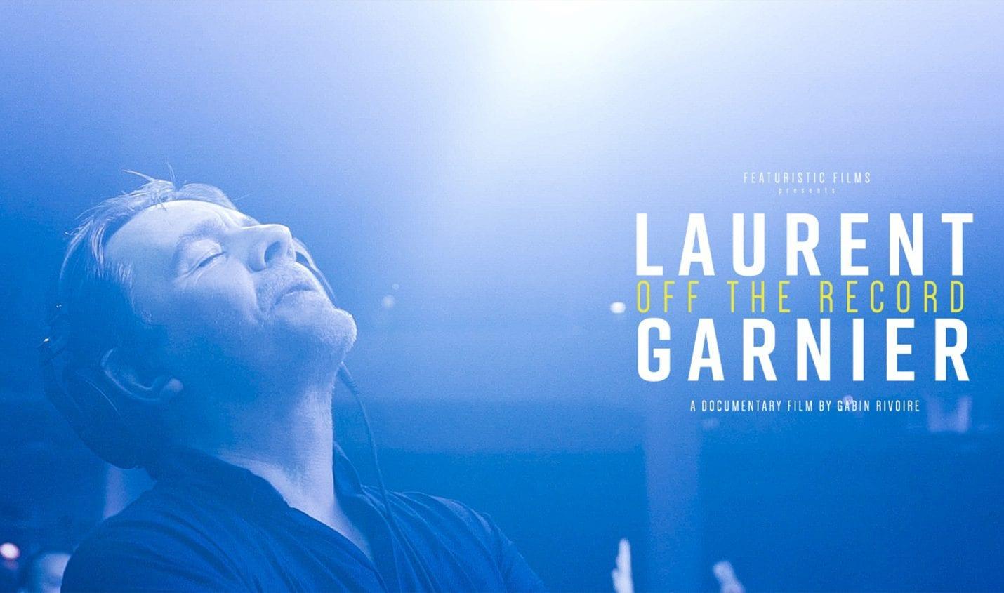 'Off The Record': Dokumentarfilm über Laurent Garnier kurz vor Premiere