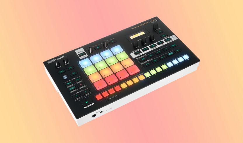 Test: Roland Verselab MV-1 / Groovebox & Workstation