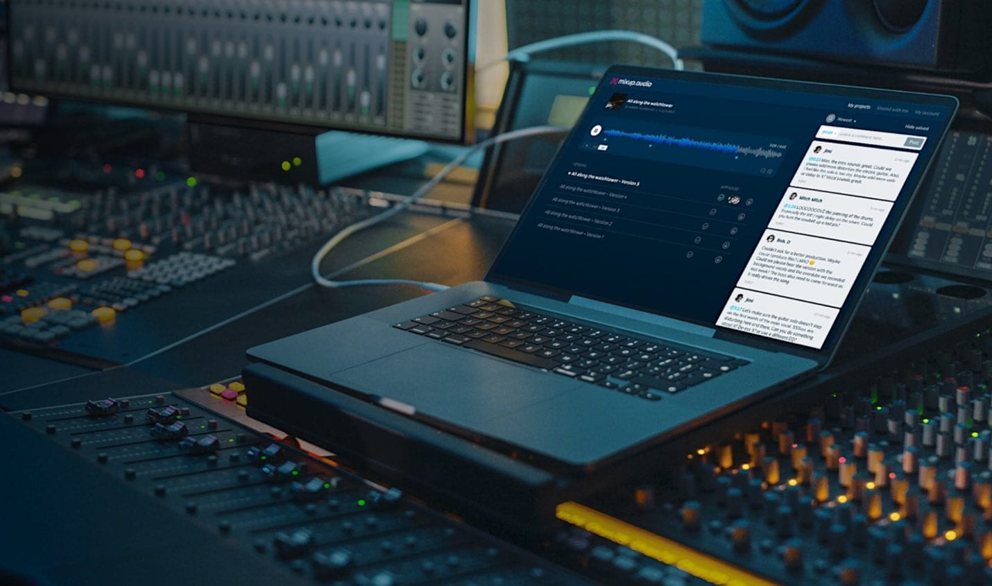 pureMix Mixup: Feedback ganz einfach per Cloud einholen