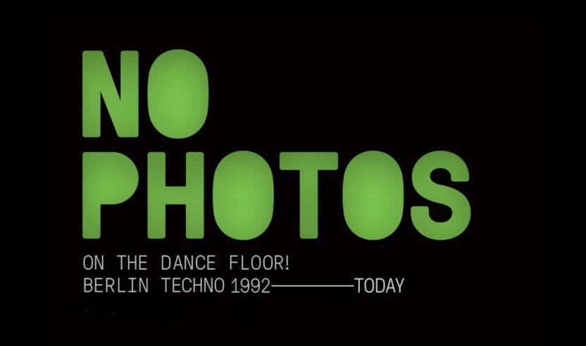 No Photos on the Dancefloor: Neue Compilation über die Geschichte des Berlin Techno