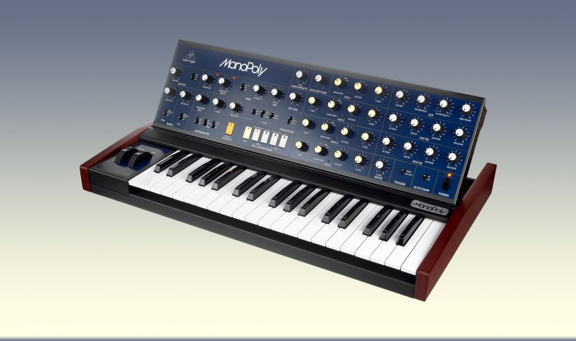 Test: Behringer MonoPoly / Analoger Synthesizer