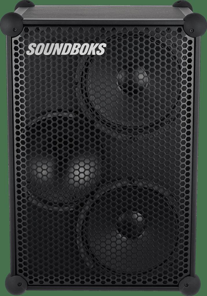 Soundboks Gen. 3 schräg von oben.