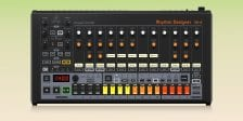 Behringer RD-8 Mk2: Überarbeite Version des TR-808 Klon vorgestellt