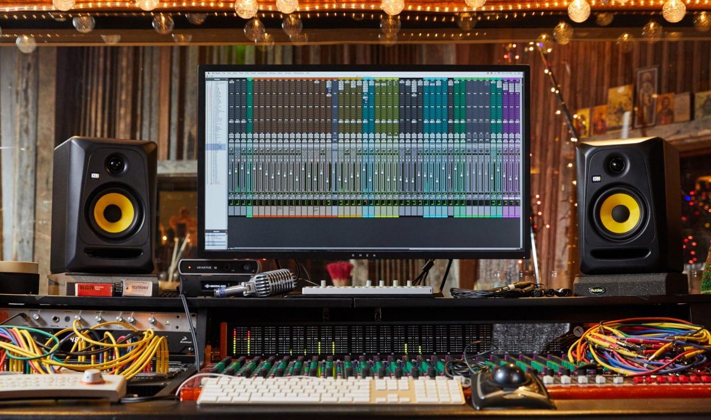 KRK Classic 7 und Classic 8 Studiomonitore vorgestellt