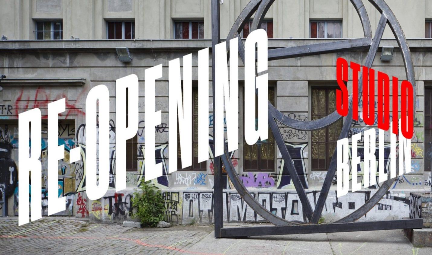 Berghain: Ausstellung 'Studio Berlin' hat wieder geöffnet