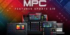 Akai MPC 2.10: Großes Firmware Update bringt neue Plugins und Effekte