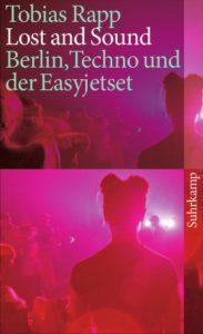 Buch-Cover von Lost and Sound.