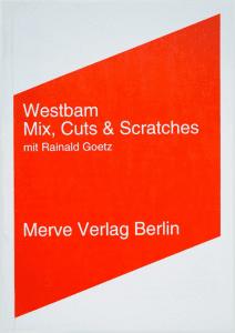 Buch-Cover von Westbam Mix, Cuts & Scratches.