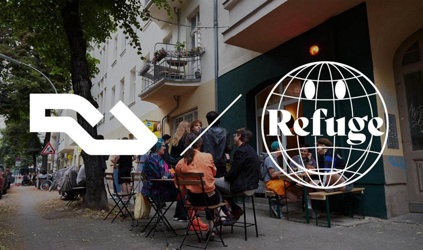 'Refuge Worldwide' kollaboriert mit RA für DJ-Workshops in Berlin