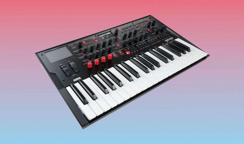 Korg Modwave: Der neue Wavetable Synthesizer ist da