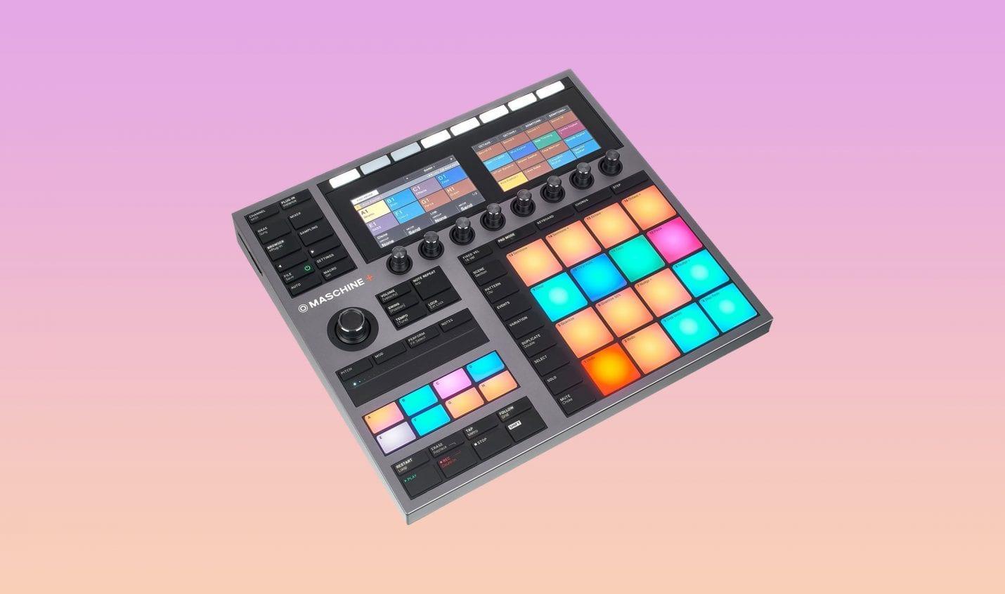 Native Instruments Maschine+: Neue Funktionen und günstigerer Preis