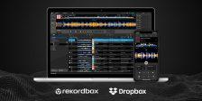 Rekordbox Professional: Unbegrenzter Cloud-Speicher durch Kooperation mit Dropbox