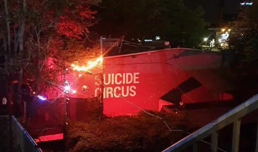 Berlin: Frau bei Clubnacht im Suicide Club verstorben