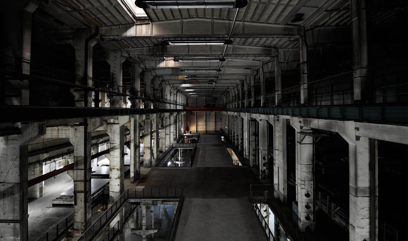 Metabolic Rift: Neues Berlin Atonal Projekt mit Klanginstallationen im Kraftwerk