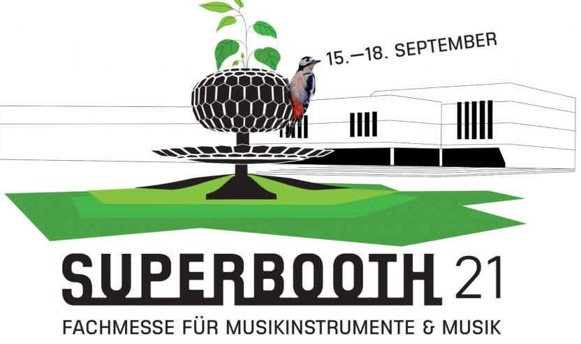 Superbooth 21: Programm für die Musikmesse veröffentlicht