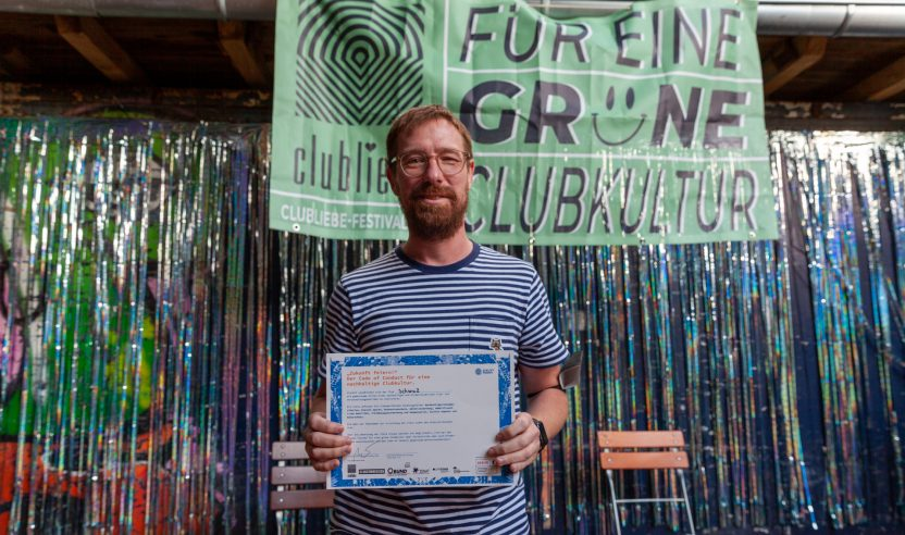 Berliner Clubs unterzeichnen Selbstverpflichtung zur Nachhaltigkeit