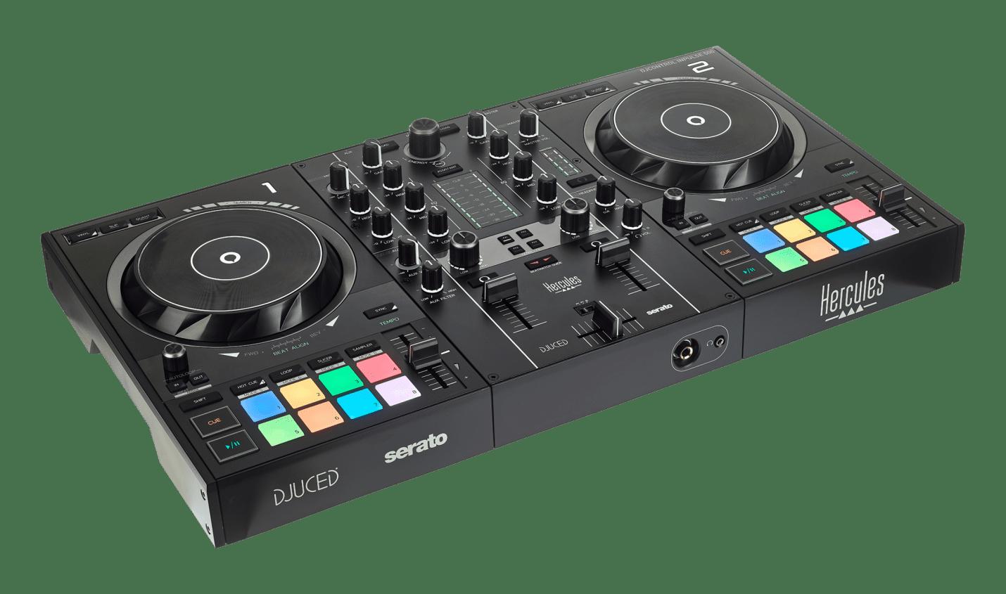 Test: Hercules DJControl Inpulse 500 / DJ-Controller