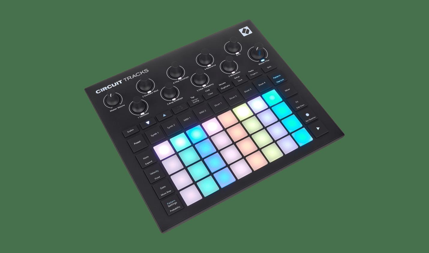Test: Novation Circuit Tracks / Groovetool