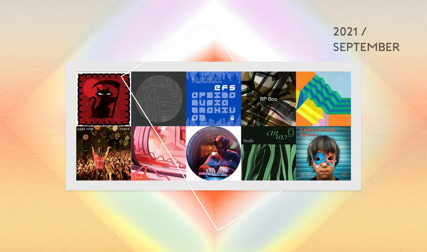 Preview: Upcoming Tracks & Releases September 2021