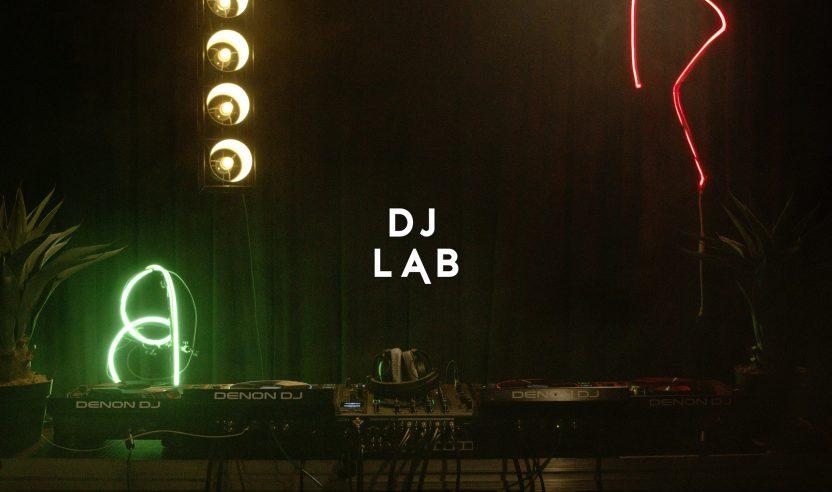 DJ LAB präsentiert: DJ-Sets und Performances im Livestream