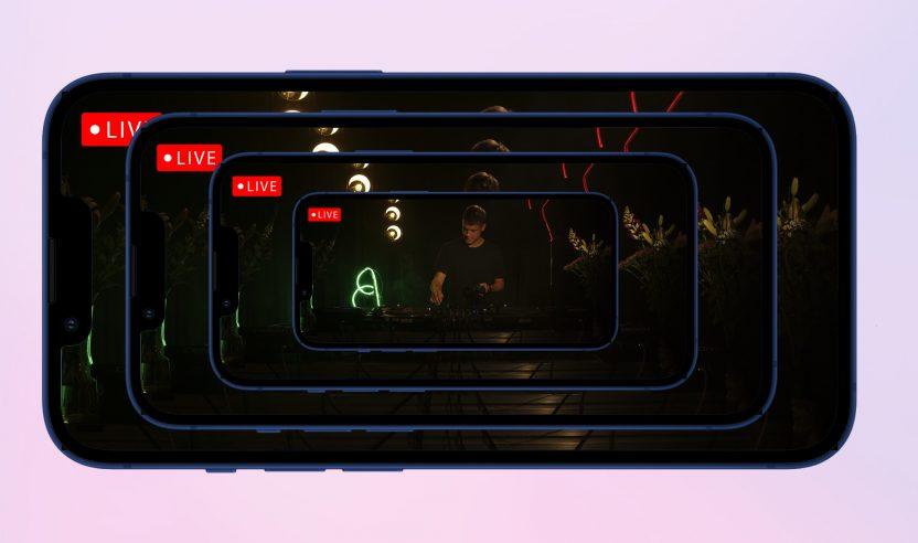 How To: Video-Livestream von DJ-Sets 2021