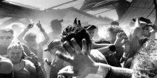 Dirty Dancing: Bildband über die Free-Party-Szene der späten 90er