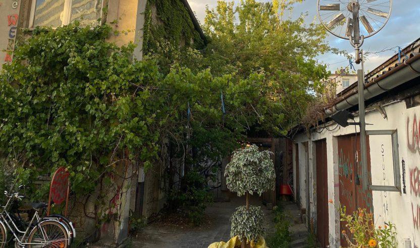Berlin: OXI Garten öffnet im November wieder