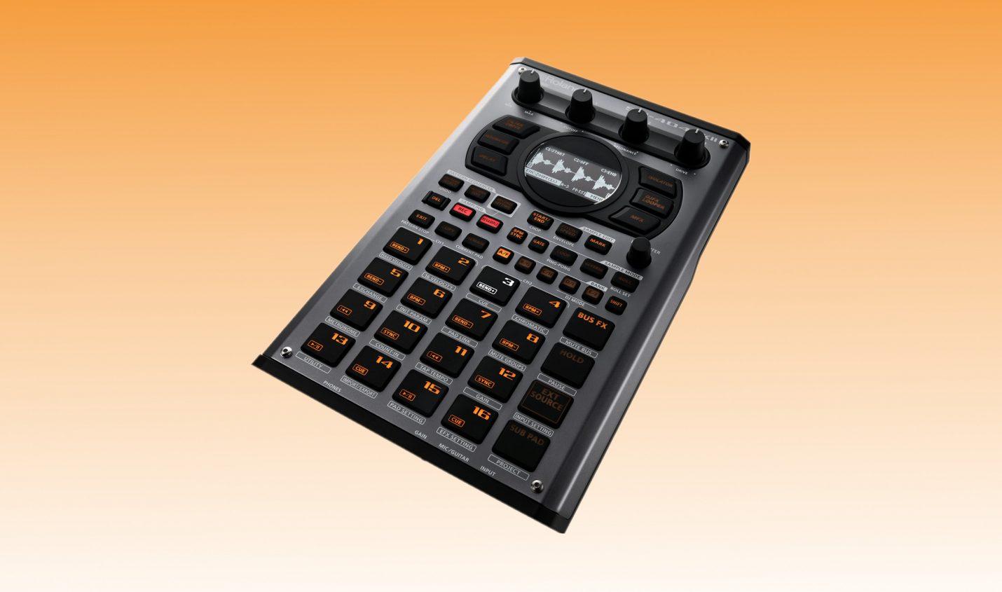 Roland SP-404 Mk2: Neue Version des Samplers vorgestellt