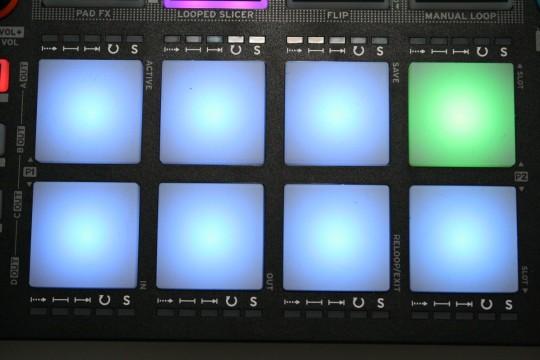 Reloop Neon - Pads