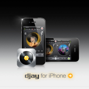 DJay Software for iPhone