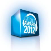 DJ-Tools Award Logo 2012