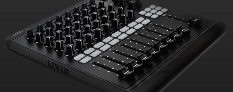 Dubspot Livid DS-1 MIDI Mixer