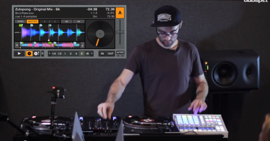 DJ Shiftee @ Dubspot