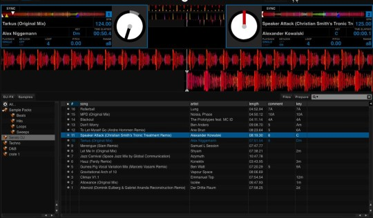 Serato DJ Intro gehört zum Lieferumfang des Controllers