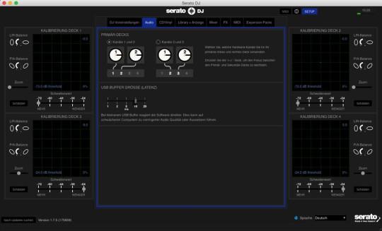 Allen&Heath Xone:43C - Serato DJ mit Club Kit