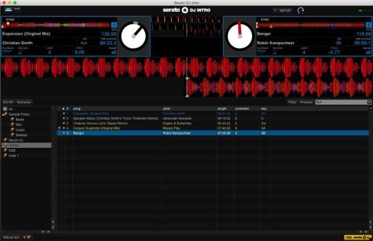 Hercules Jogvision - Serato DJ Intro gehört zum Lieferumfang