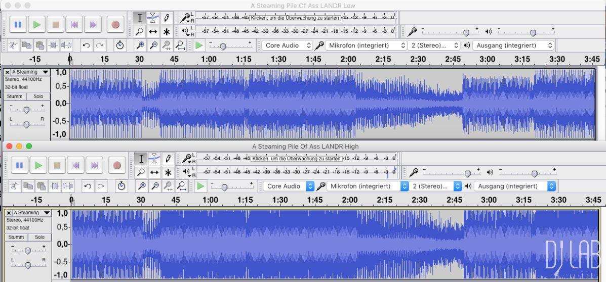 Track-Mastering