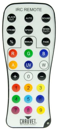 Chauvet_IRC_remote