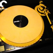 DDC - Black & Yellow - Technics SL-1210 MK2 Bild 01