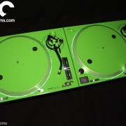 DDC - Club 1900 Heidelberg Technics SL-1210 MK2 Custom Bild 07