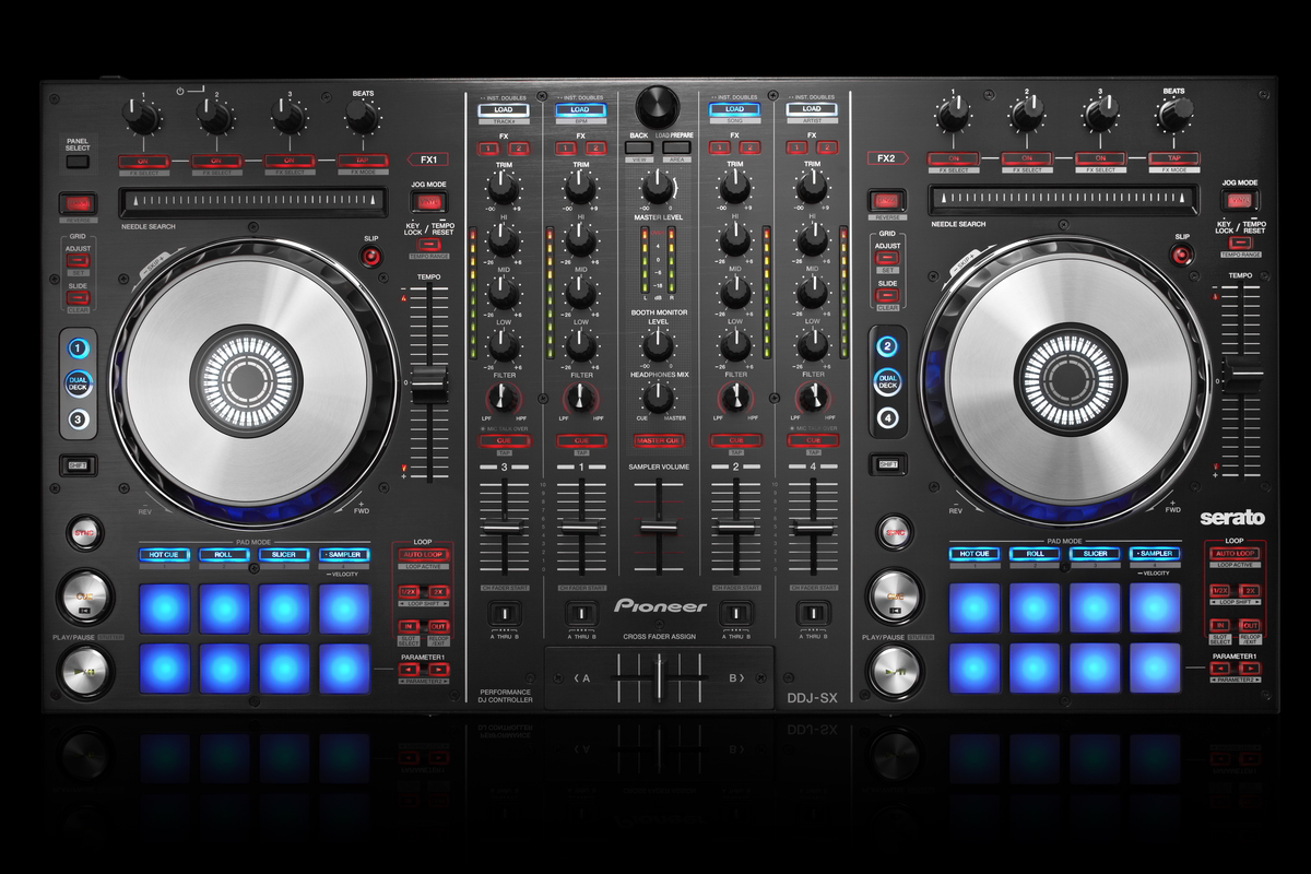 top 10 best dj controller 2012