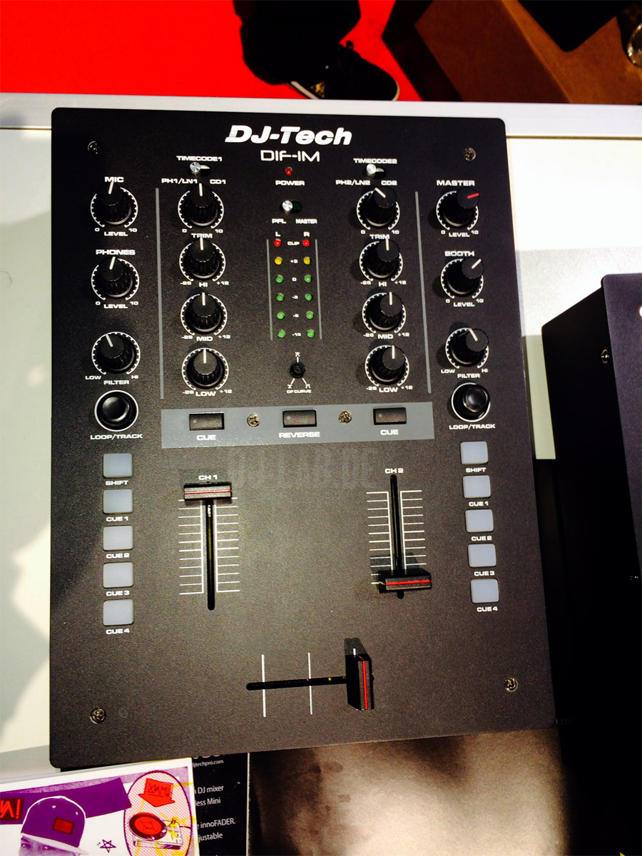 DJ Tech DIF-1M